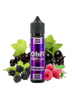 Forest Fruits 50ml - OhFruits