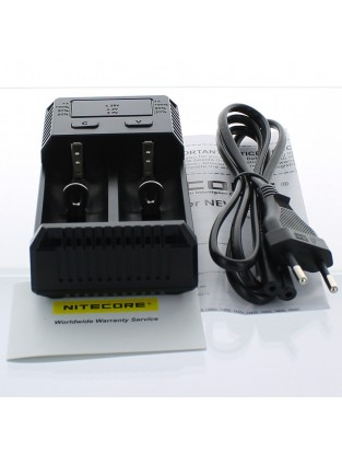 Chargeur New l2 Intellicharger Nitecore