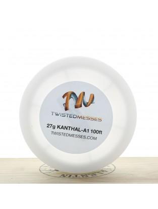 Bobine de fil en Kanthal - Twisted Messes