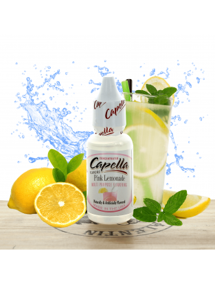 Concentré Pink Lemonade 10ml - Capella
