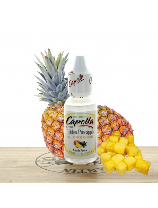 Concentré Golden Pinneapple 10ml - Capella