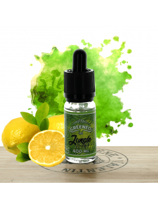 Jungle Lemon 10ml - Greeneo
