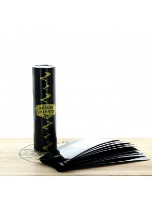 Lot de 2 Wraps 18650 black gold - Arsène Valentin