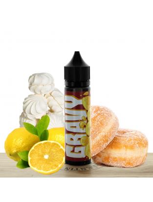 Lemon meringue Gravy Rings 50ml - Nom nomz