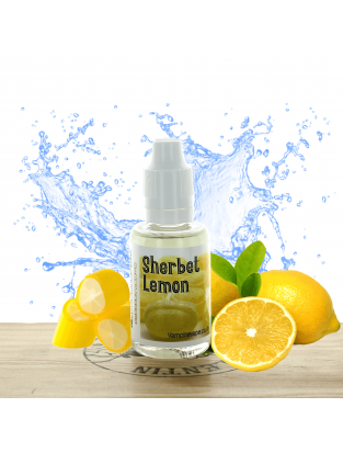 Concentré Sherbet Lemon 30ml - Vampire Vape
