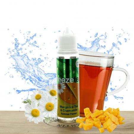 Mango Ice Tea et Chamomille 50ml - Freeze Tea