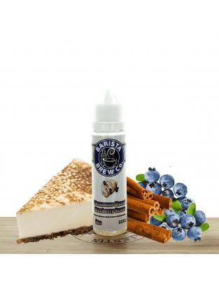Cinnamon Glazed blueberry Scone 50ml - Barista Brew