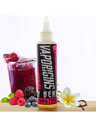 Fury Berry 80ml - Vaporigins