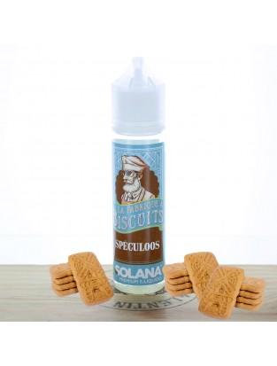 """La Fabrique à Biscuits """"spéculoos"""" 50ml - Solana"""
