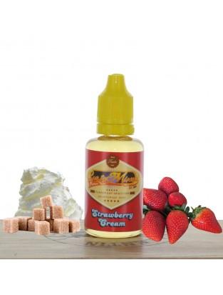 Concentré Strawberry Cream 30ml - Customixed