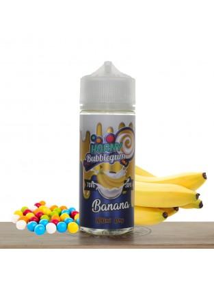 Horny Banana Bubblegum 100ml Horny Flava