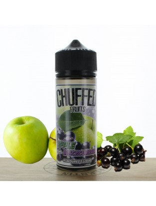 Chuffed Fruits Apple Blackcurrant 100ml Chuffed