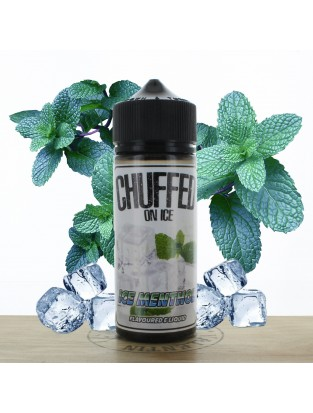 Chuffed on Ice Menthol 100ml Chuffed
