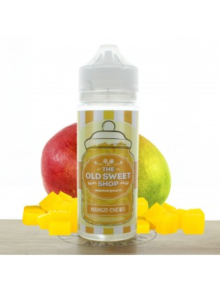 Mango Chews 100ml The Old Sweet Shop