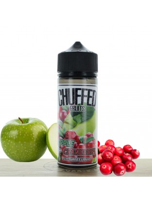Apple & Cranberry 100ml Chuffed