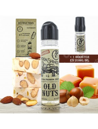 Old Nuts Moonshiners 50ml Le French Liquide